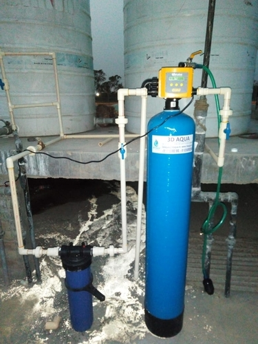 Exclusive Automatic Water Softener