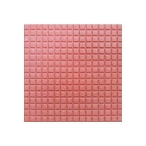 Red Chequered Cement Tiles