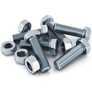 Heavy Duty Nuts And Bolts