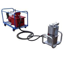 Hydraulic Compressor Joint Machine Motorized