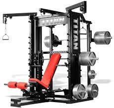 Weight Machine For Fitness