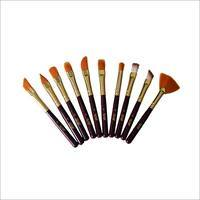 Cute Hobby Set Artist Paint Brushes