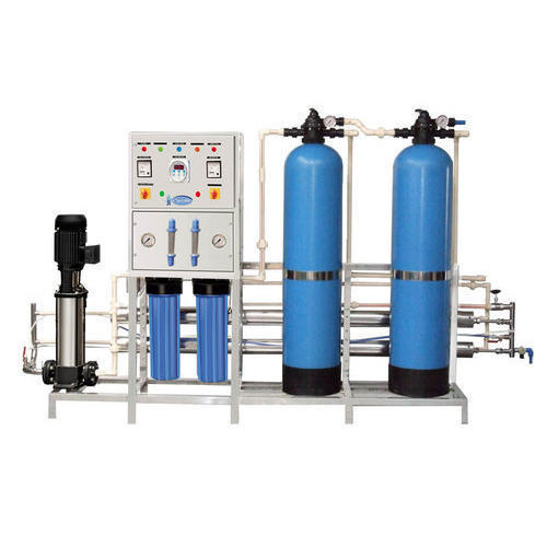 Industrial Reverse Osmosis (Ro) Plant