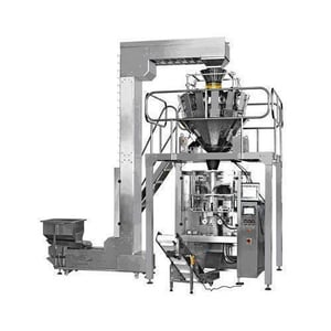 Multi Head Machine Pouch Filling and Packaging Machine