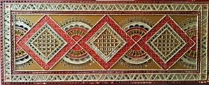 Attractive Mud Work Painting
