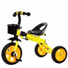 Yellow Color Kid Tricycle