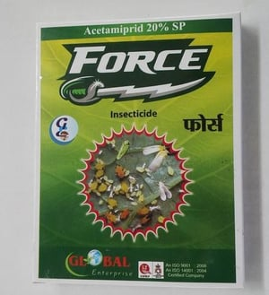 Acetamiprid 20% SP Force Insecticide