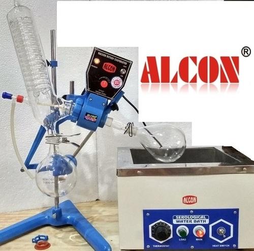 Rotary Vacuum Evaporator (Vertical)
