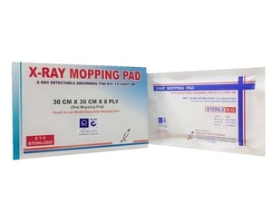 Absorbent Gauze Sterile Mopping Pad