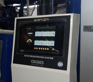 Automatic Color Register Control System