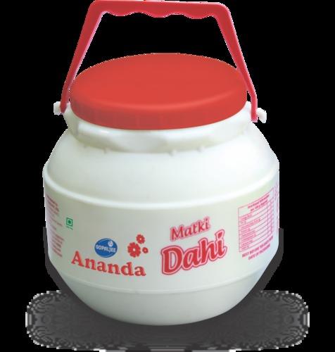 Custom Size Dahi Matki - 5kg, 10kg