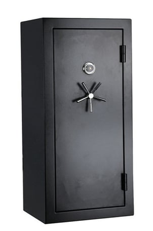 Mechanical Lock Fireproof Gun Safe Cabinet For Refile Weapon Security G5928 (LG)