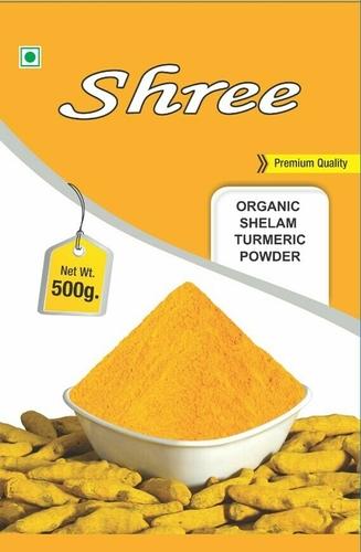 Shree Organic Selam Turmeric Powder