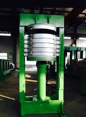 Cycle Tyre Curing Press