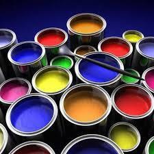 Multi Color Industrial Paints