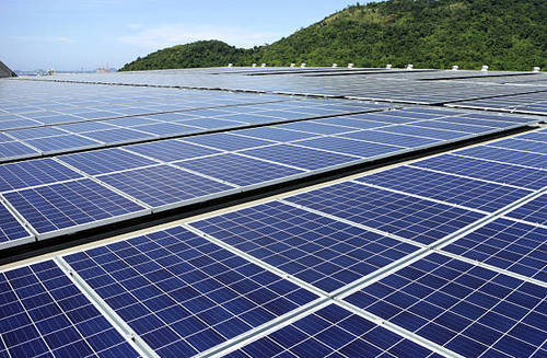 Solar Rooftop Photovoltaic System (Ht=009)