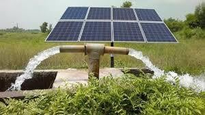 Solar Submersible AC Water Pump
