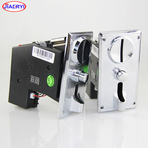 Coin Acceptor Mechanism For Key Master Game Machine in Guangzhou