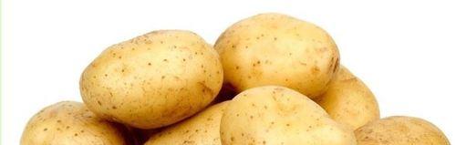 100% Organic Fresh Potatoes