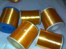 Premium Grade Metallic Zari