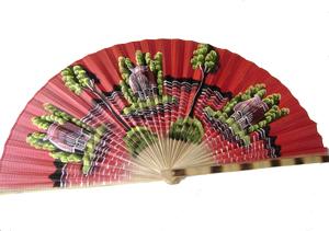 Bamboo Handicraft Fan