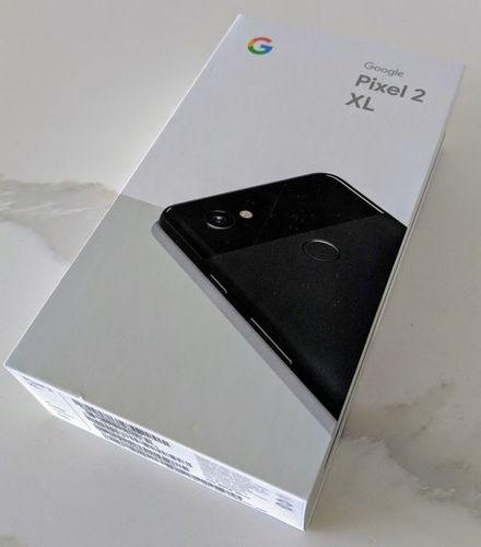 Brand New Google Pixel 2 XL - 128Gb - Just Black (Unlocked