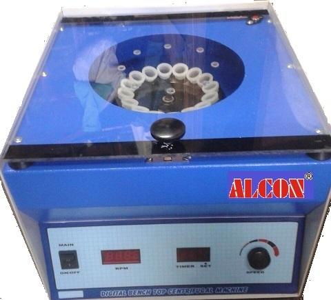 Digital Bench Top Centrifugal Machine