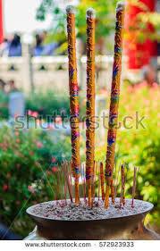 Color Incense Joss Sticks