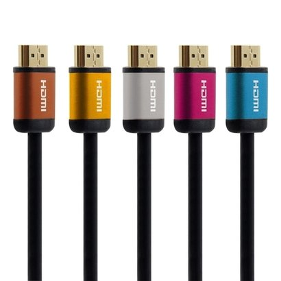 High Speed Aluminum Case Hdmi To Hdmi Cable 2K*4K@60Hz