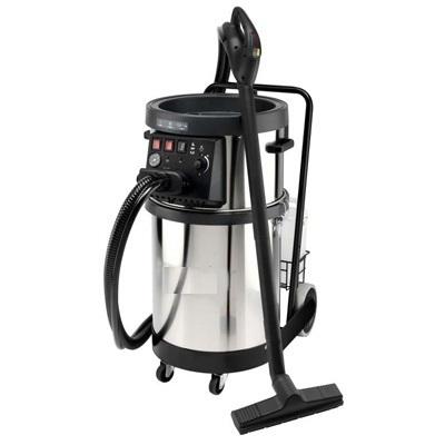 Steam Vacuum And Foam