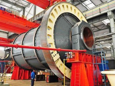 High Performance 8m Ball Mill