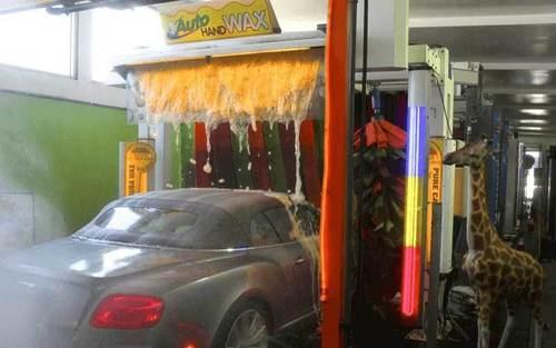Home ⠺⠺ Garage Service Station Equipment Low Maintenance Automatic Car Wash Machine