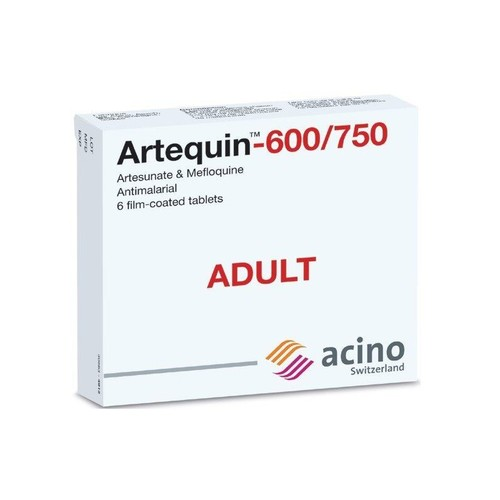 Artesunate And Mefloquine Tablets