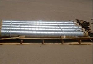 High Grade Canister Anode