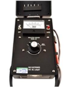 Portable Insulation Checker Meter