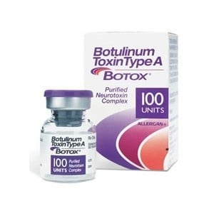 Botox 100ui and Dysport 500ui Injection