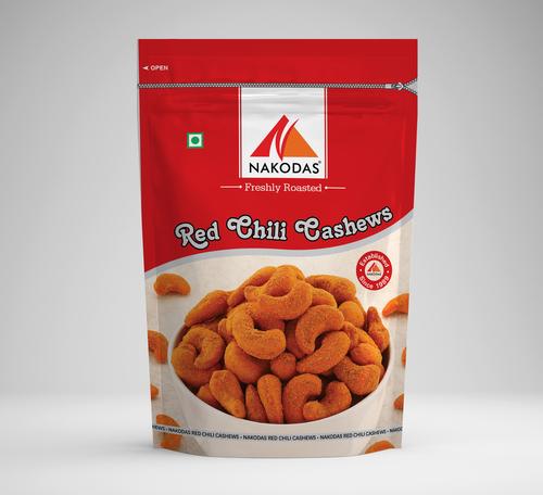 Organic Red Chili Cashews