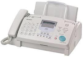 Easy to Use Fax machine