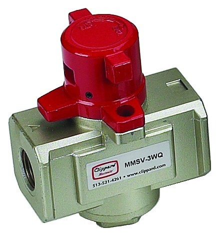 Relieving Shut-Off Lock Out Valves