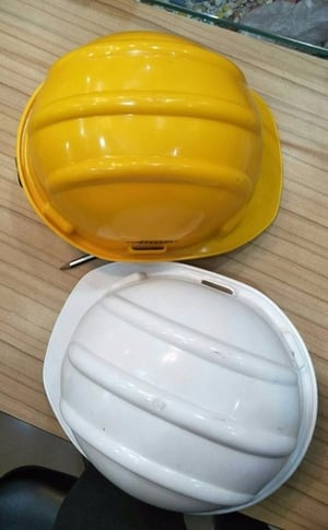 Safety Helmet For Construction