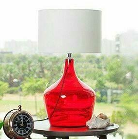 Smart Indoor Fabric Lampshade
