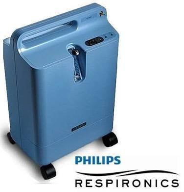 Oxygen Concentrator (Philips) Certifications: Philips Respironics