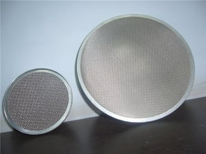 Reliable Extruder Wire Screen