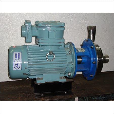 Centrifugal Flameproof Monoblock Pump