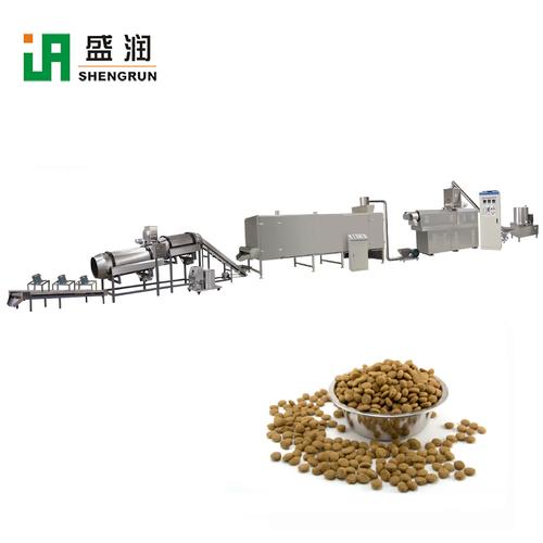 Dog Food Making Machine Processing Line