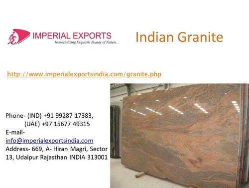 Natural Indian Granite