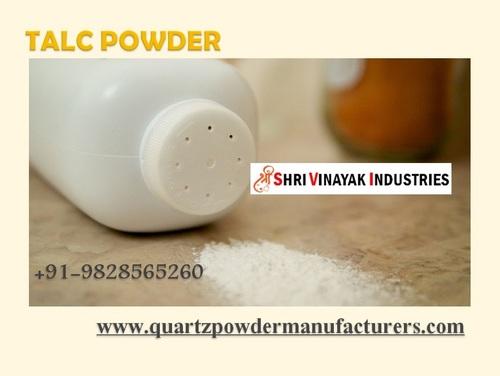 Talc Lumps Powder