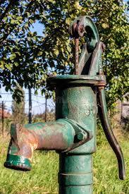 Underground Water Hand Pump