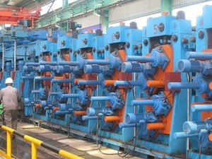 ZTF Pipe Forming Machine