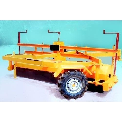 Heavy Duty Mechanical Broom Sweeper